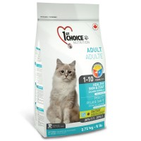 1ST CHOICE CAT ADULT HEALTHY SKIN & COAT 2.72kg SALMON 4bags/outer